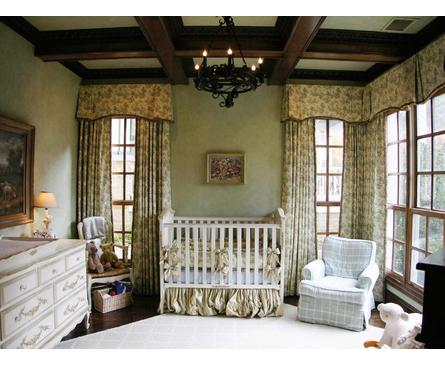Please, can I have a baby room like this?