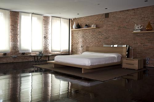 I can't imagine a bedroom this big!