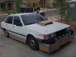 awful car