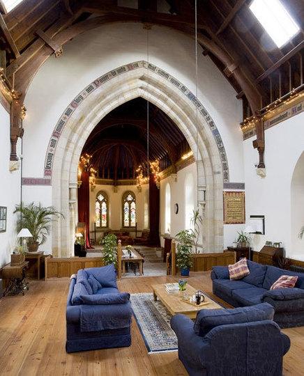 church living room