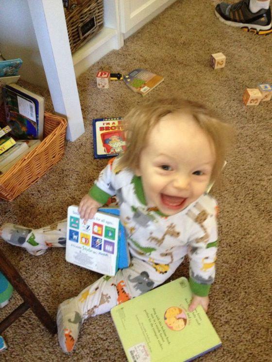 Anthony books 11.5 months