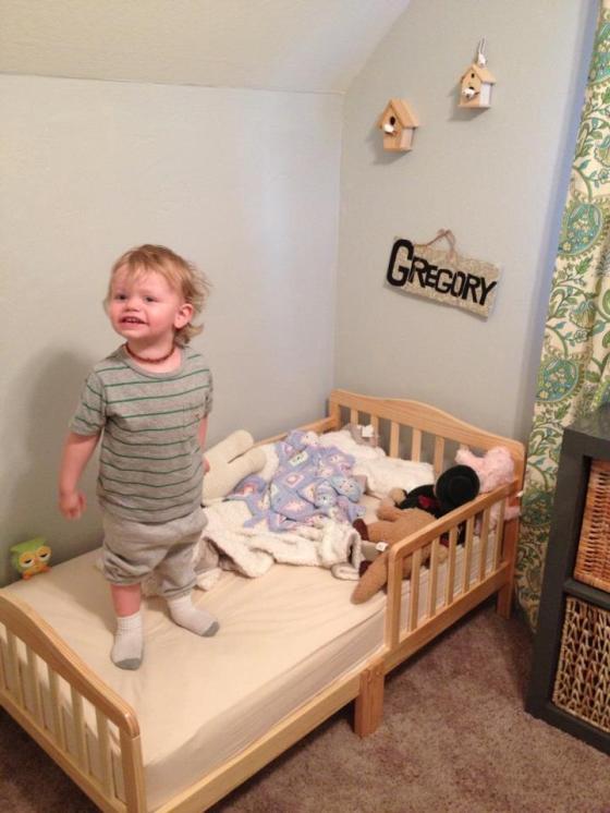 G's new room 1