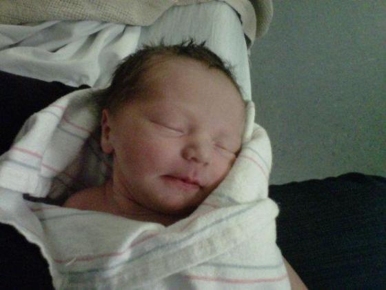 anthony-james birth