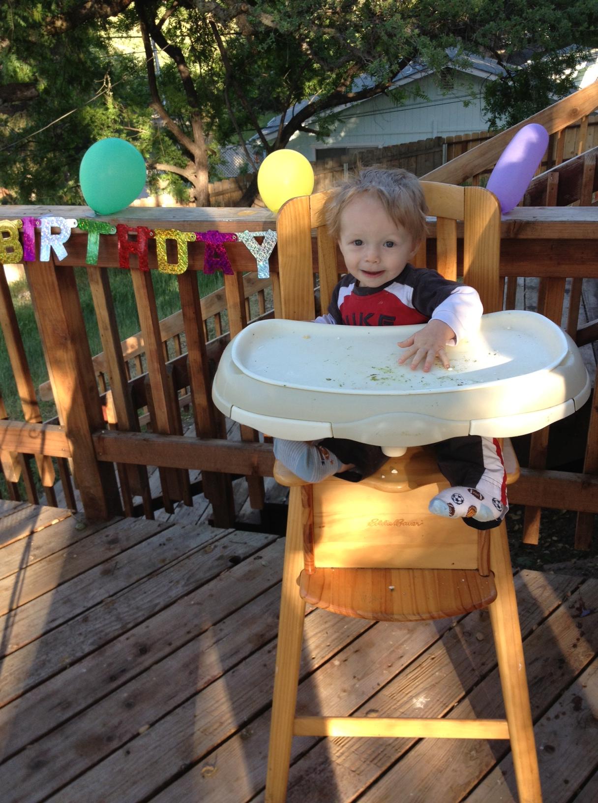 Anthony's 1st Birthday 2