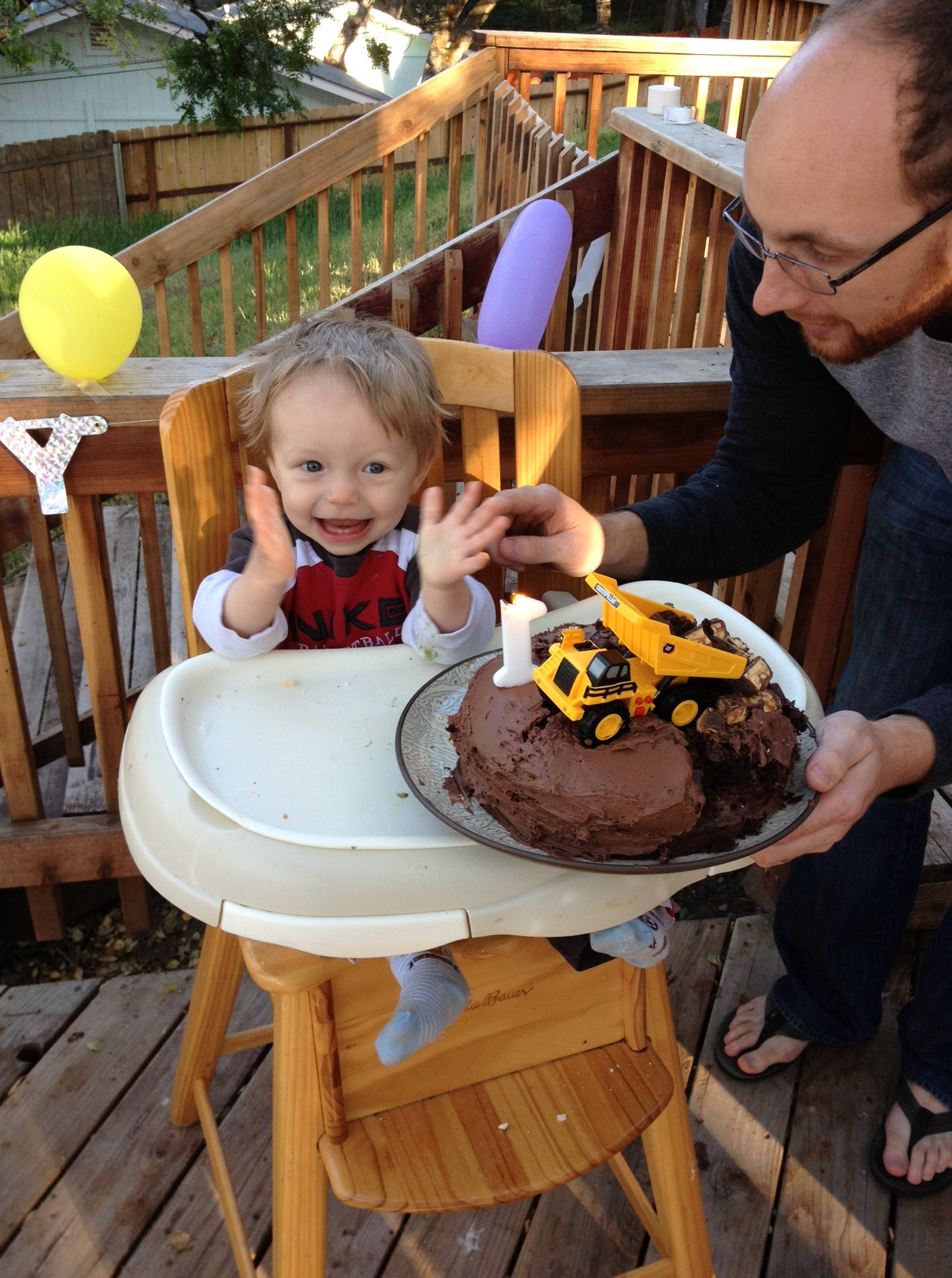 Anthony's 1st Birthday 5