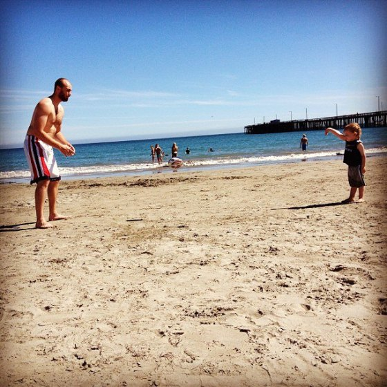 Avila Beach Day 5