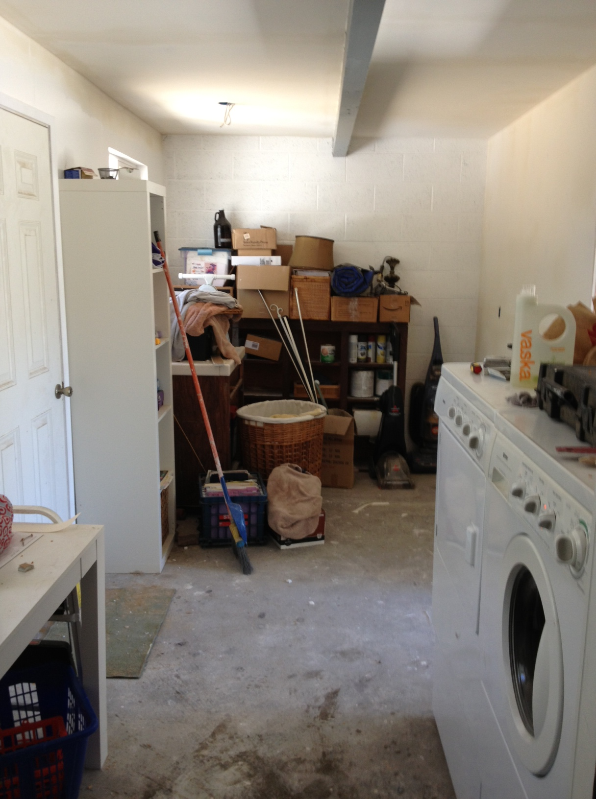 Laundry Room During 1