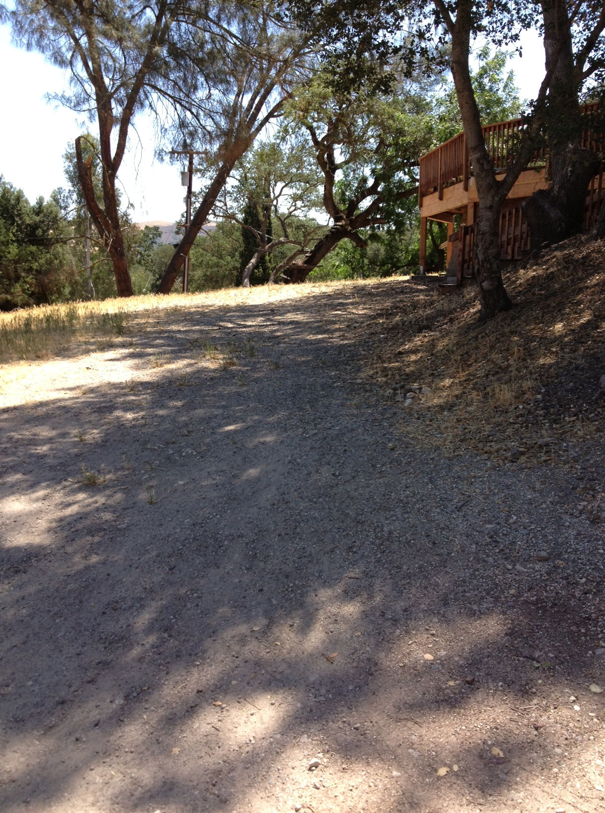 Valle driveway