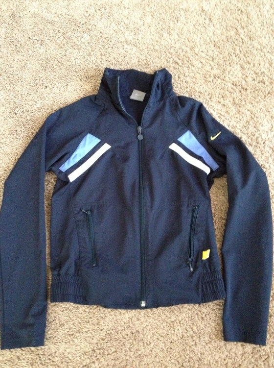 A Nike windbreaker for $1!