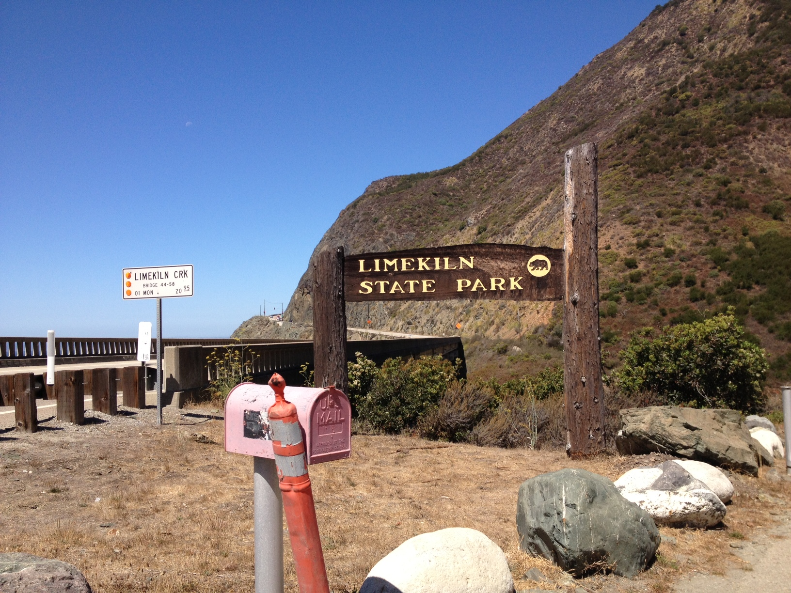 7 year anniversary get away limekiln state park slow for Where to go for anniversary trip