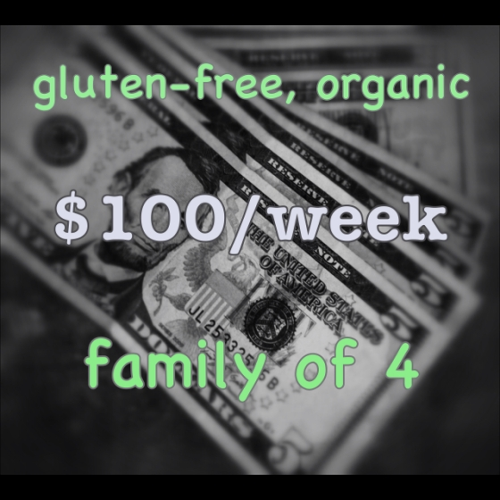 $100/week Gluten Free Shopping at Trader Joe's